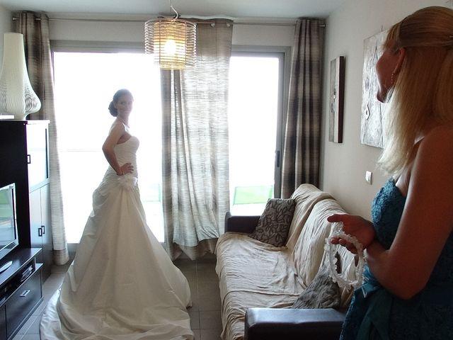 La boda de Jaime y Ilaria en Núcleo Albir, Alicante 13