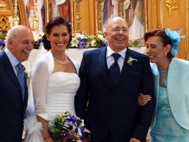 La boda de Jaime y Ilaria en Núcleo Albir, Alicante 22