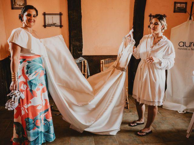 La boda de Aythami y Coraima en Arrecife, Las Palmas 44