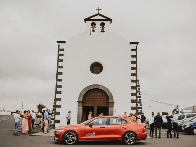 La boda de Aythami y Coraima en Arrecife, Las Palmas 55