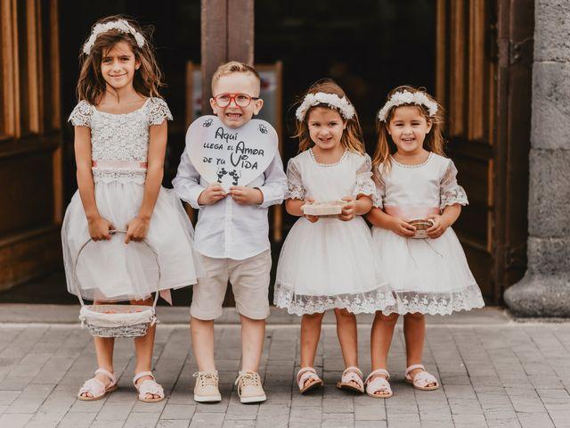 La boda de Aythami y Coraima en Arrecife, Las Palmas 58