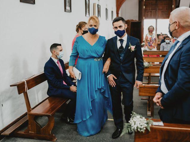 La boda de Aythami y Coraima en Arrecife, Las Palmas 60