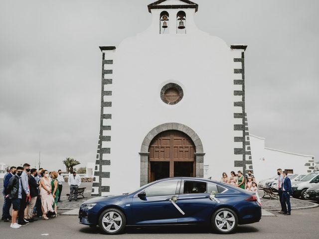 La boda de Aythami y Coraima en Arrecife, Las Palmas 61