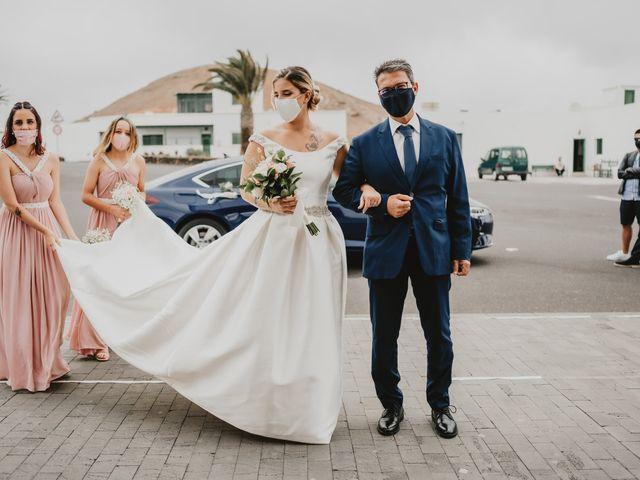 La boda de Aythami y Coraima en Arrecife, Las Palmas 62