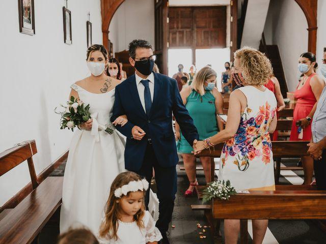La boda de Aythami y Coraima en Arrecife, Las Palmas 64