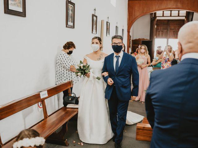 La boda de Aythami y Coraima en Arrecife, Las Palmas 65