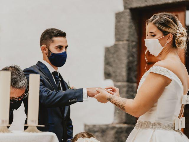 La boda de Aythami y Coraima en Arrecife, Las Palmas 67