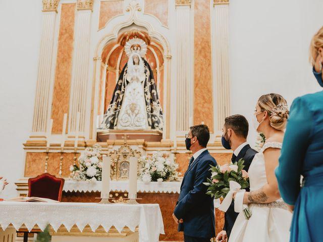 La boda de Aythami y Coraima en Arrecife, Las Palmas 69