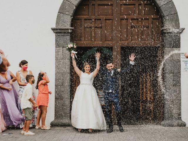 La boda de Aythami y Coraima en Arrecife, Las Palmas 71