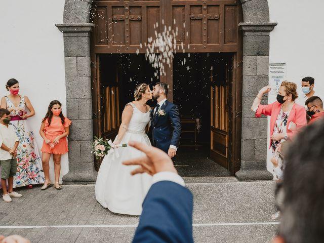 La boda de Aythami y Coraima en Arrecife, Las Palmas 72