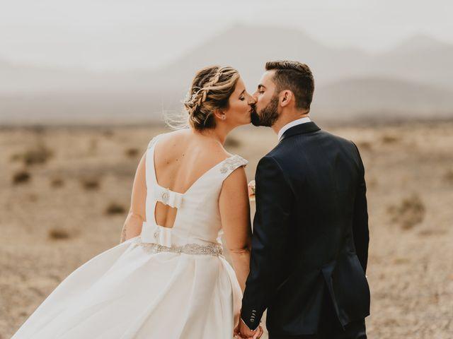 La boda de Aythami y Coraima en Arrecife, Las Palmas 73
