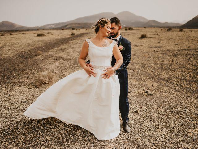 La boda de Aythami y Coraima en Arrecife, Las Palmas 77