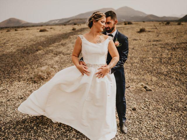 La boda de Aythami y Coraima en Arrecife, Las Palmas 78