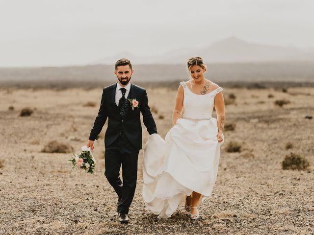La boda de Aythami y Coraima en Arrecife, Las Palmas 81