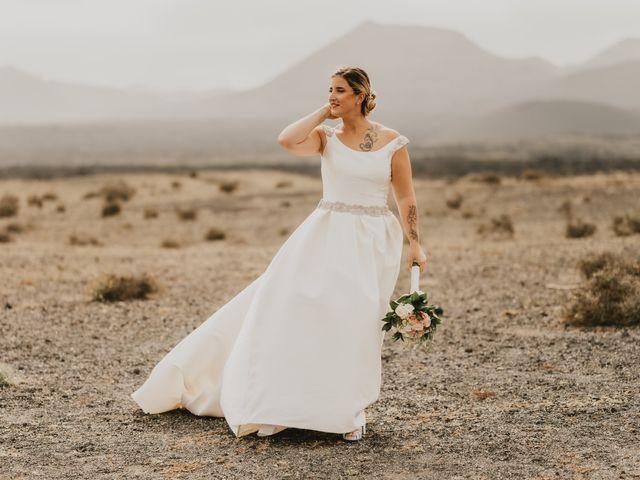 La boda de Aythami y Coraima en Arrecife, Las Palmas 82