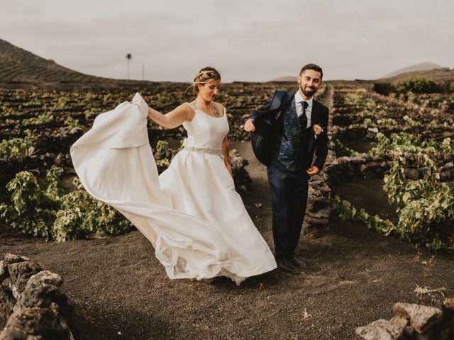 La boda de Aythami y Coraima en Arrecife, Las Palmas 83