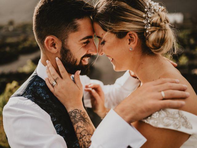 La boda de Aythami y Coraima en Arrecife, Las Palmas 84