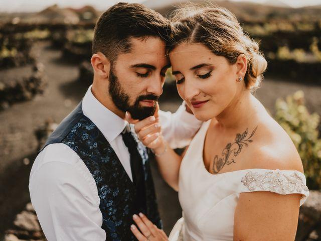 La boda de Aythami y Coraima en Arrecife, Las Palmas 85