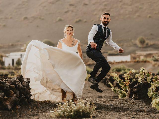 La boda de Aythami y Coraima en Arrecife, Las Palmas 87
