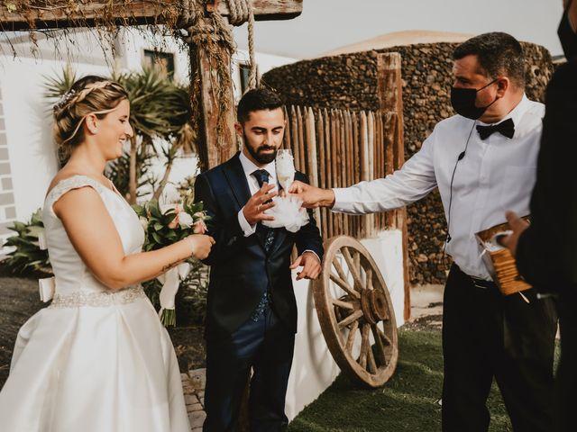 La boda de Aythami y Coraima en Arrecife, Las Palmas 89