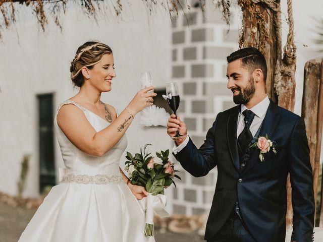 La boda de Aythami y Coraima en Arrecife, Las Palmas 91