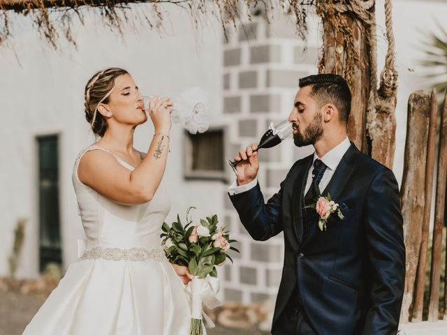 La boda de Aythami y Coraima en Arrecife, Las Palmas 92