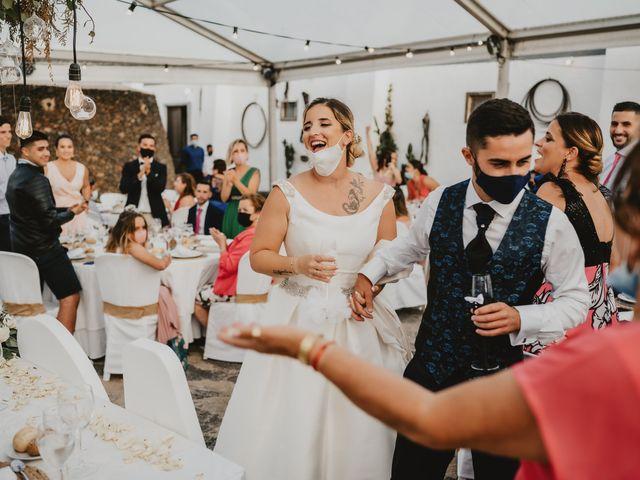 La boda de Aythami y Coraima en Arrecife, Las Palmas 94