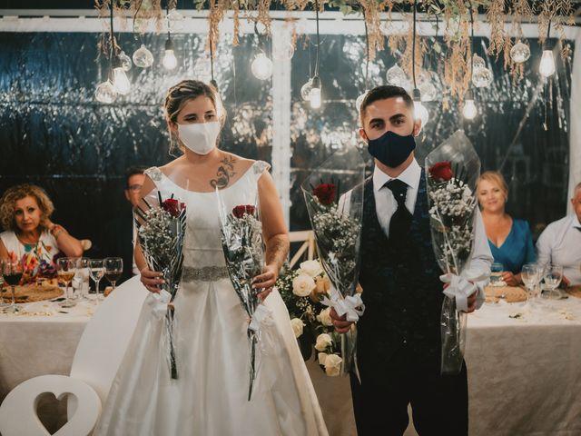La boda de Aythami y Coraima en Arrecife, Las Palmas 96
