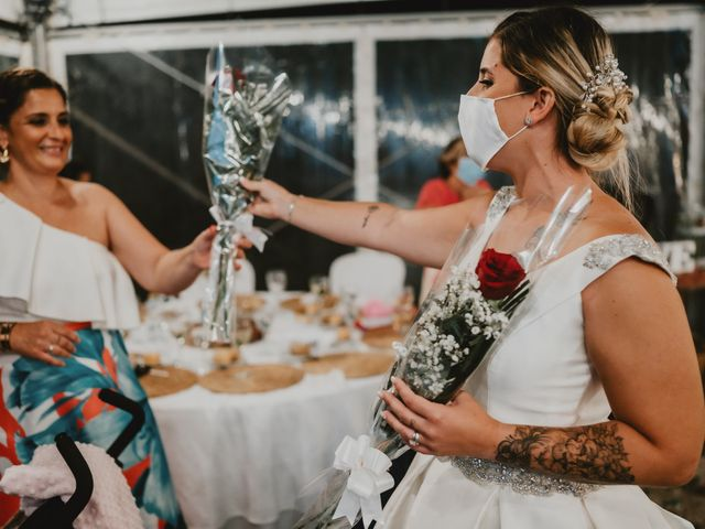 La boda de Aythami y Coraima en Arrecife, Las Palmas 97