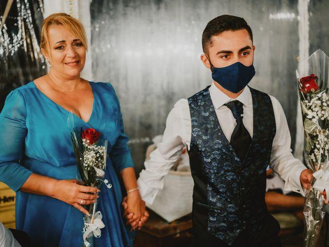 La boda de Aythami y Coraima en Arrecife, Las Palmas 99