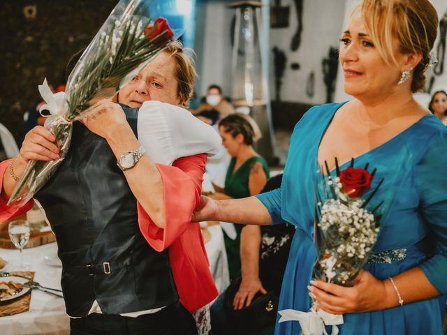 La boda de Aythami y Coraima en Arrecife, Las Palmas 101