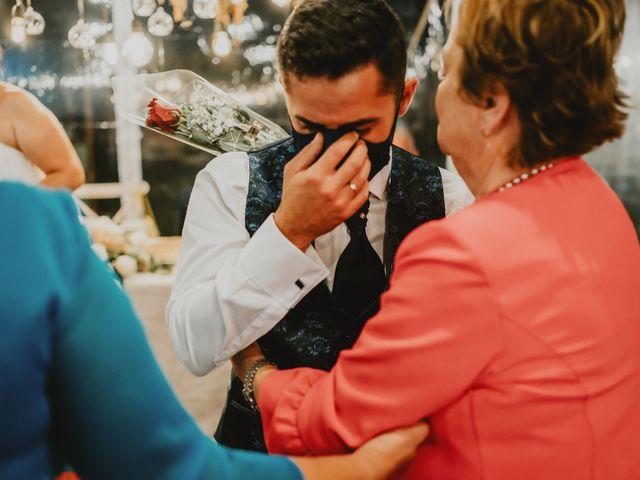 La boda de Aythami y Coraima en Arrecife, Las Palmas 102