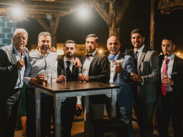 La boda de Aythami y Coraima en Arrecife, Las Palmas 108
