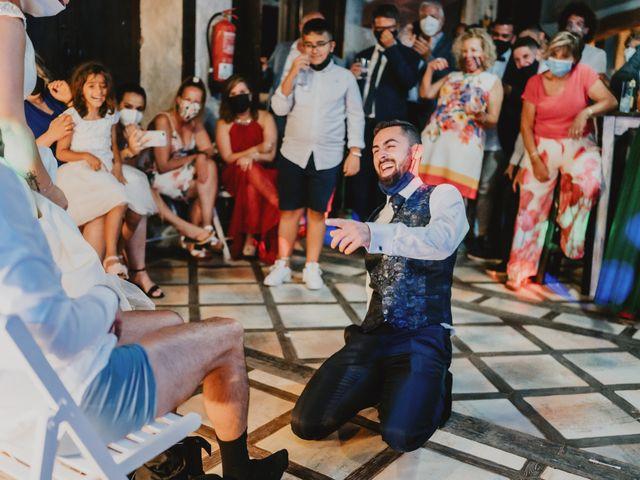 La boda de Aythami y Coraima en Arrecife, Las Palmas 113