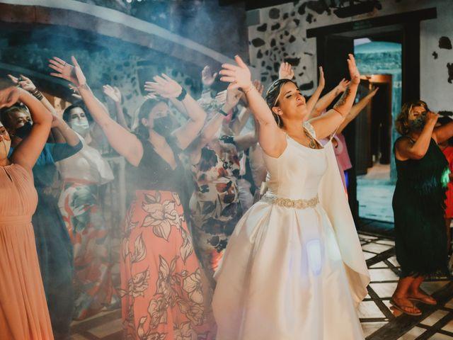 La boda de Aythami y Coraima en Arrecife, Las Palmas 118
