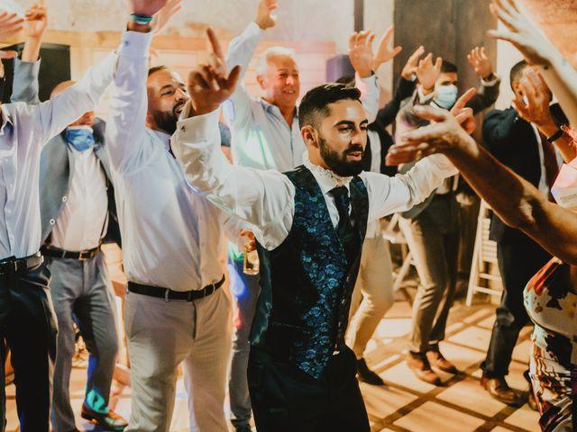 La boda de Aythami y Coraima en Arrecife, Las Palmas 119