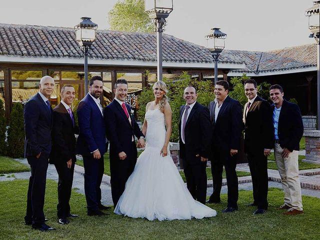 La boda de Antonio y Irene en Illescas, Toledo 81