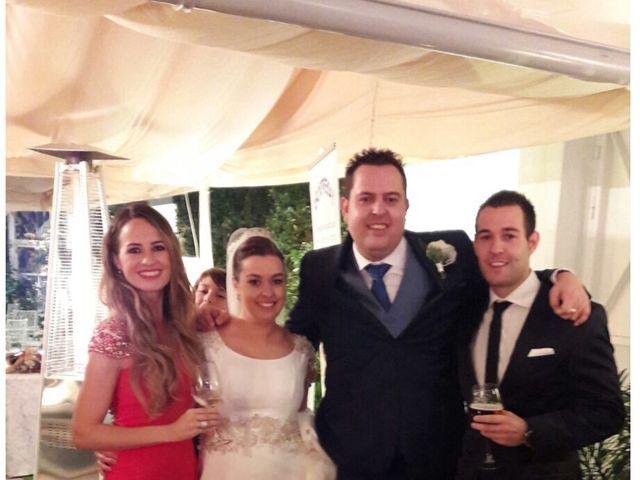 La boda de Javier y Alina Elena en Valdilecha, Madrid 2