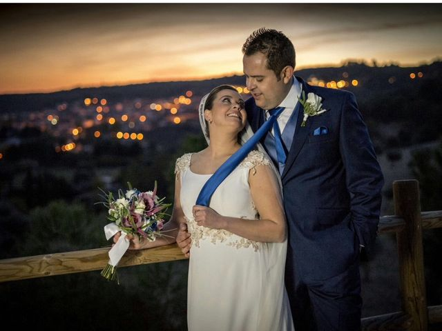 La boda de Javier y Alina Elena en Valdilecha, Madrid 1