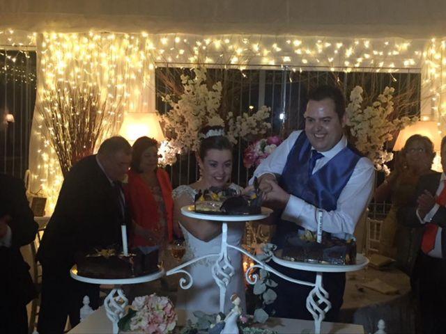 La boda de Javier y Alina Elena en Valdilecha, Madrid 6