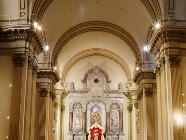 La boda de Borja y Laura en Bollullos De La Mitacion, Sevilla 11