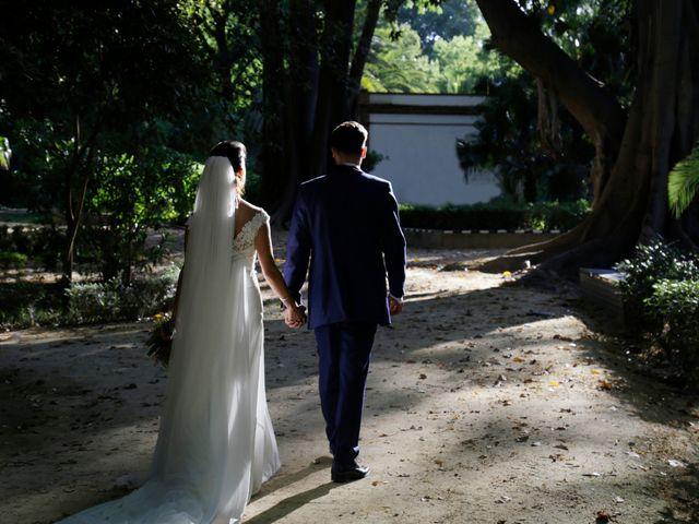 La boda de Borja y Laura en Bollullos De La Mitacion, Sevilla 18