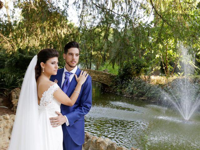 La boda de Borja y Laura en Bollullos De La Mitacion, Sevilla 21