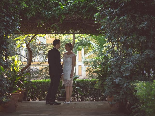 La boda de Isabel y Arturo