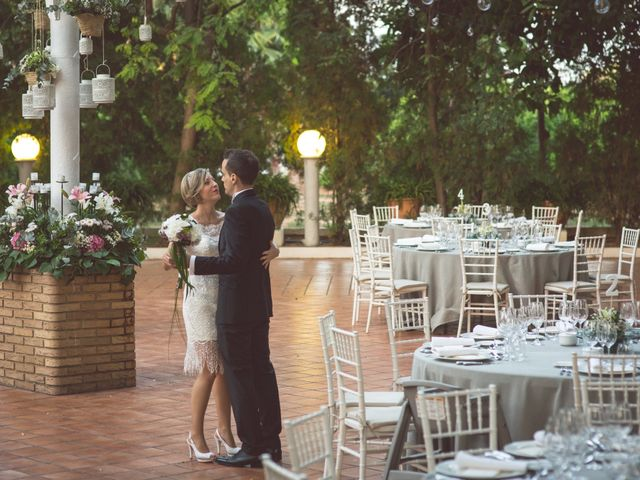 La boda de Arturo y Isabel en Godella, Valencia 1