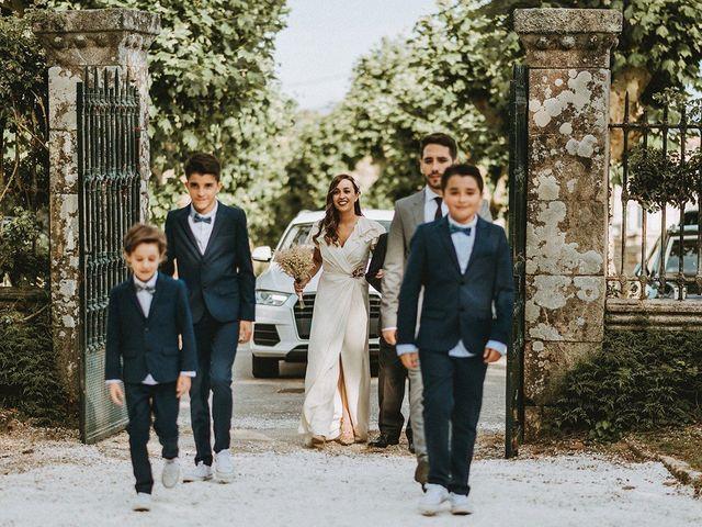 La boda de Luis y Ana en Boiro (Boiro), A Coruña 36