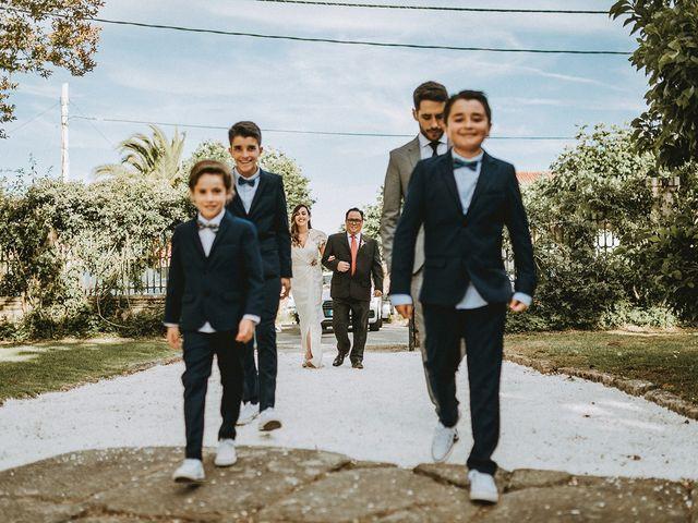 La boda de Luis y Ana en Boiro (Boiro), A Coruña 37