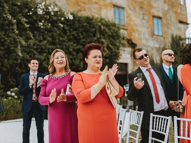 La boda de Luis y Ana en Boiro (Boiro), A Coruña 41