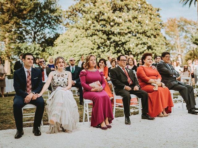 La boda de Luis y Ana en Boiro (Boiro), A Coruña 45