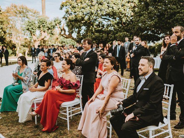 La boda de Luis y Ana en Boiro (Boiro), A Coruña 49